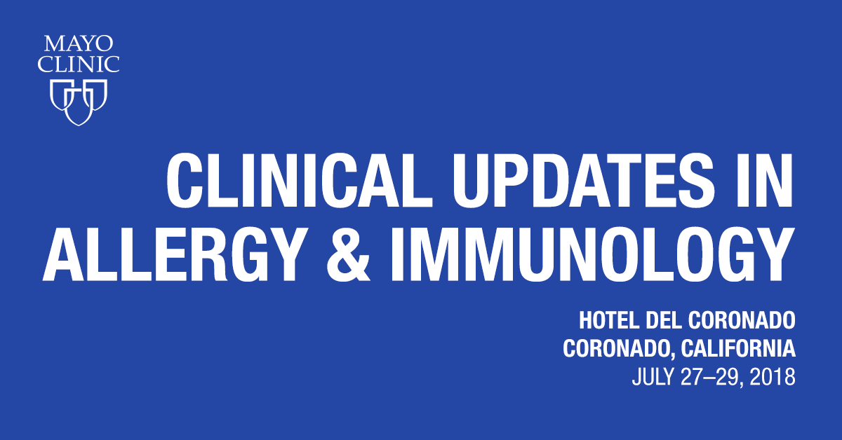 Mayo Clinic Endocrine Update 2020