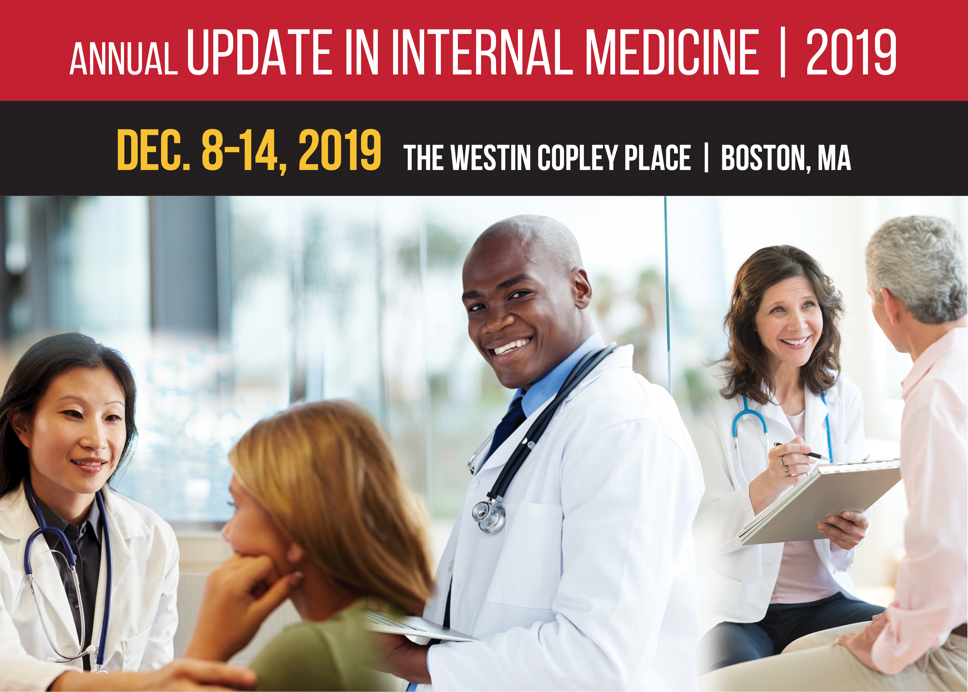 Annual Update in Internal Medicine - Conferences by QxMD